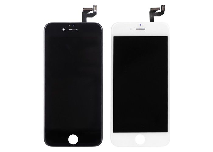 Tempered Glass Iphone LCD Screen , Iphone 6s Screen Replacement No Cracked